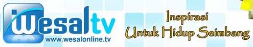 Wesal TV - Inspirasi untuk Hidup Seimbang